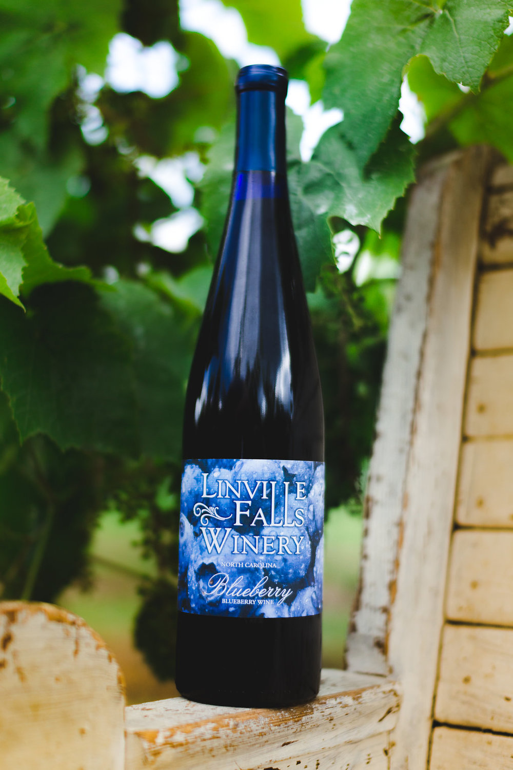 Blueberry - Is there anything better than fresh, mountain blueberries? How about fresh mountain blueberry wine! We love pairing this naturally sweet wine with summer salads topped with nuts, fruit, and, as Jack says,