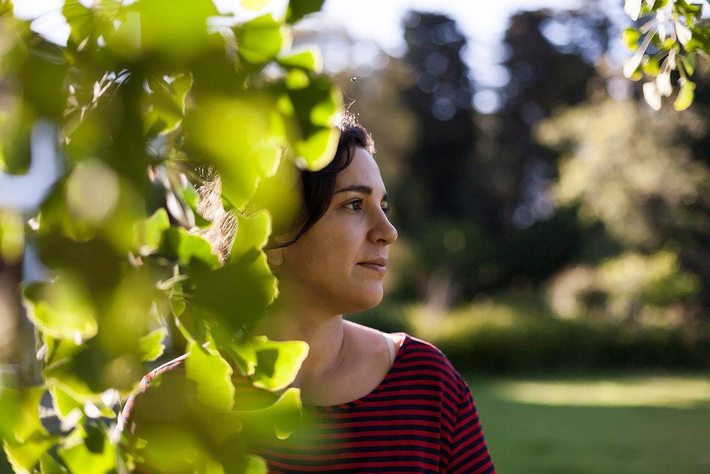 Alexandra Kehayoglou para  FvonF