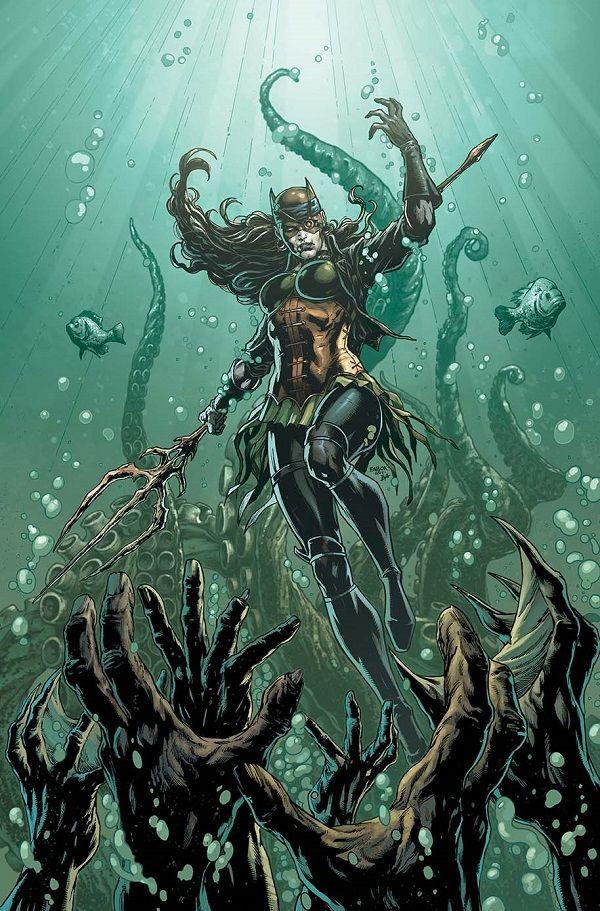 Dark Nights Metal. Batman: The Drowned