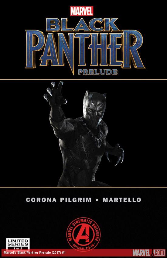 Black Panther Prelude #1