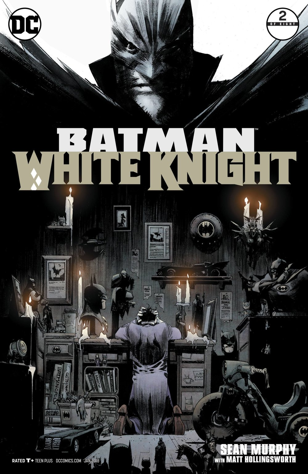 Batman White Knight #2