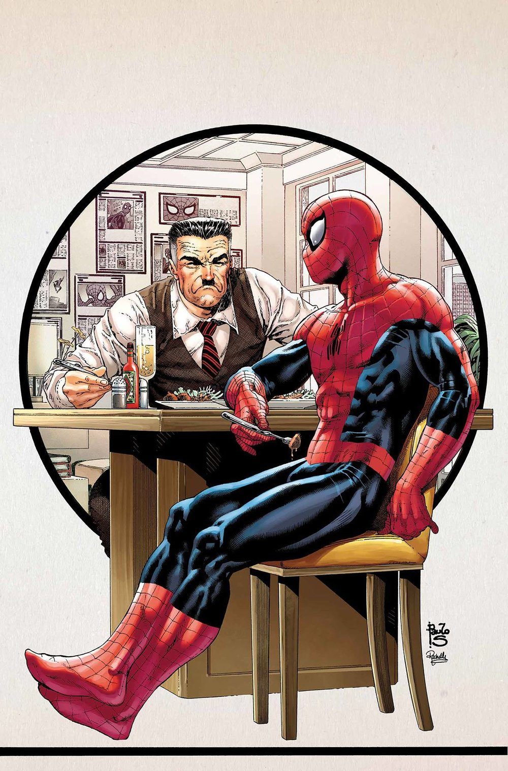 Peter Parker Spectacular Spider-Man #6
