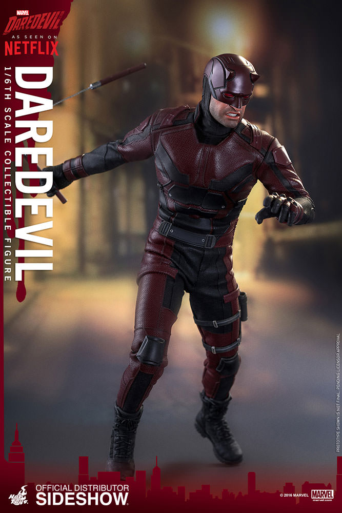 Hot Toys 1:6 scale Daredevil