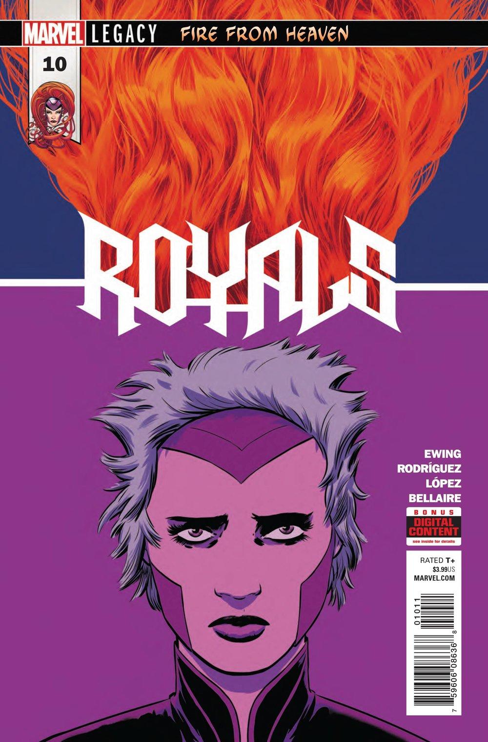 Royals #10