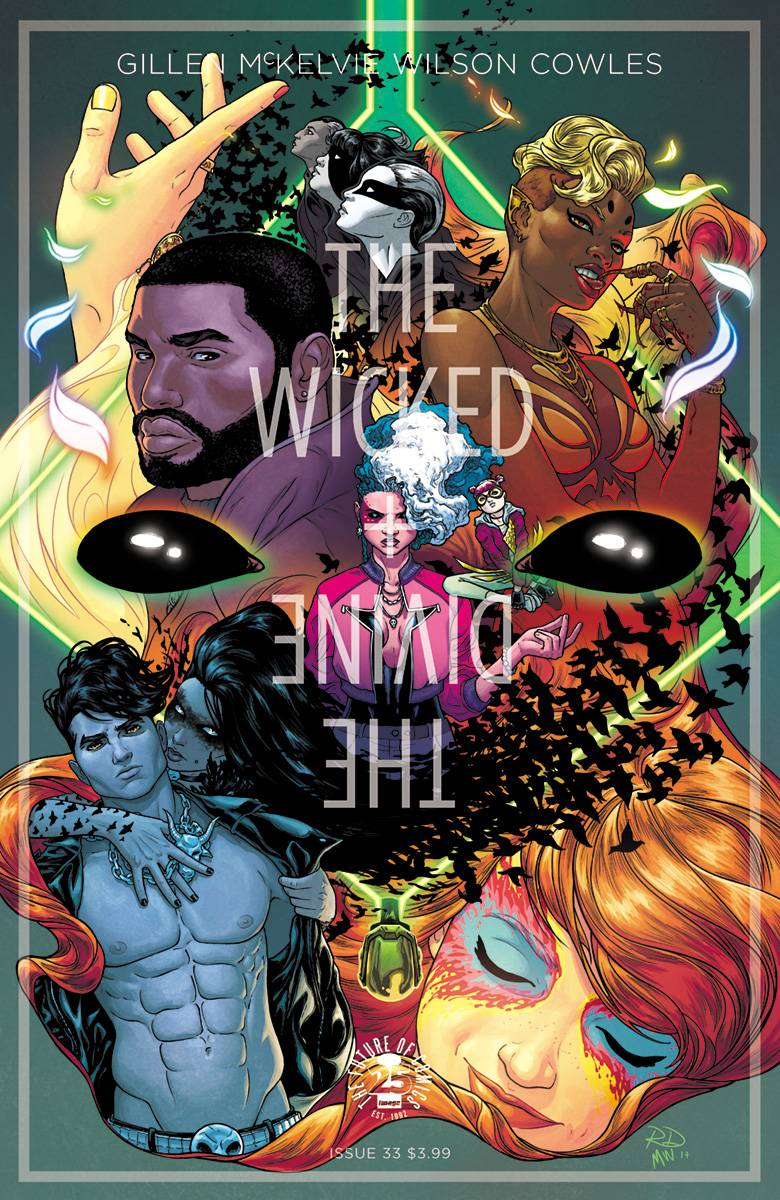 Wicked + Divine #33