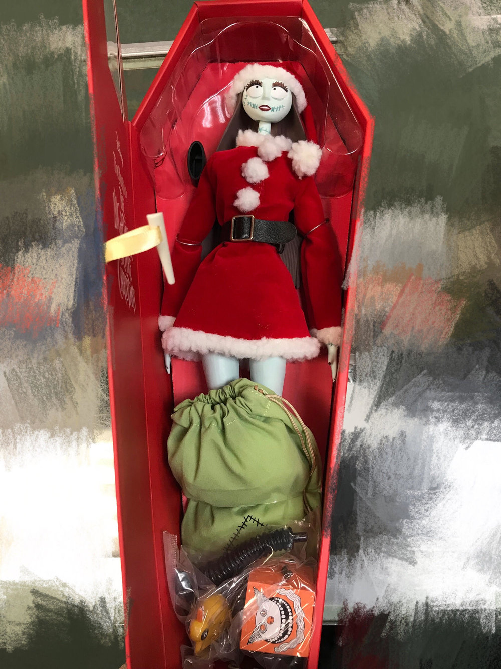 Mrs Claus open