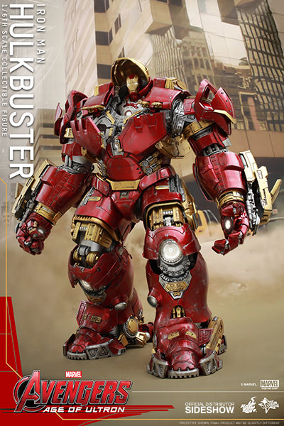 Hot Toy Age of Ultron. Hulkbuster