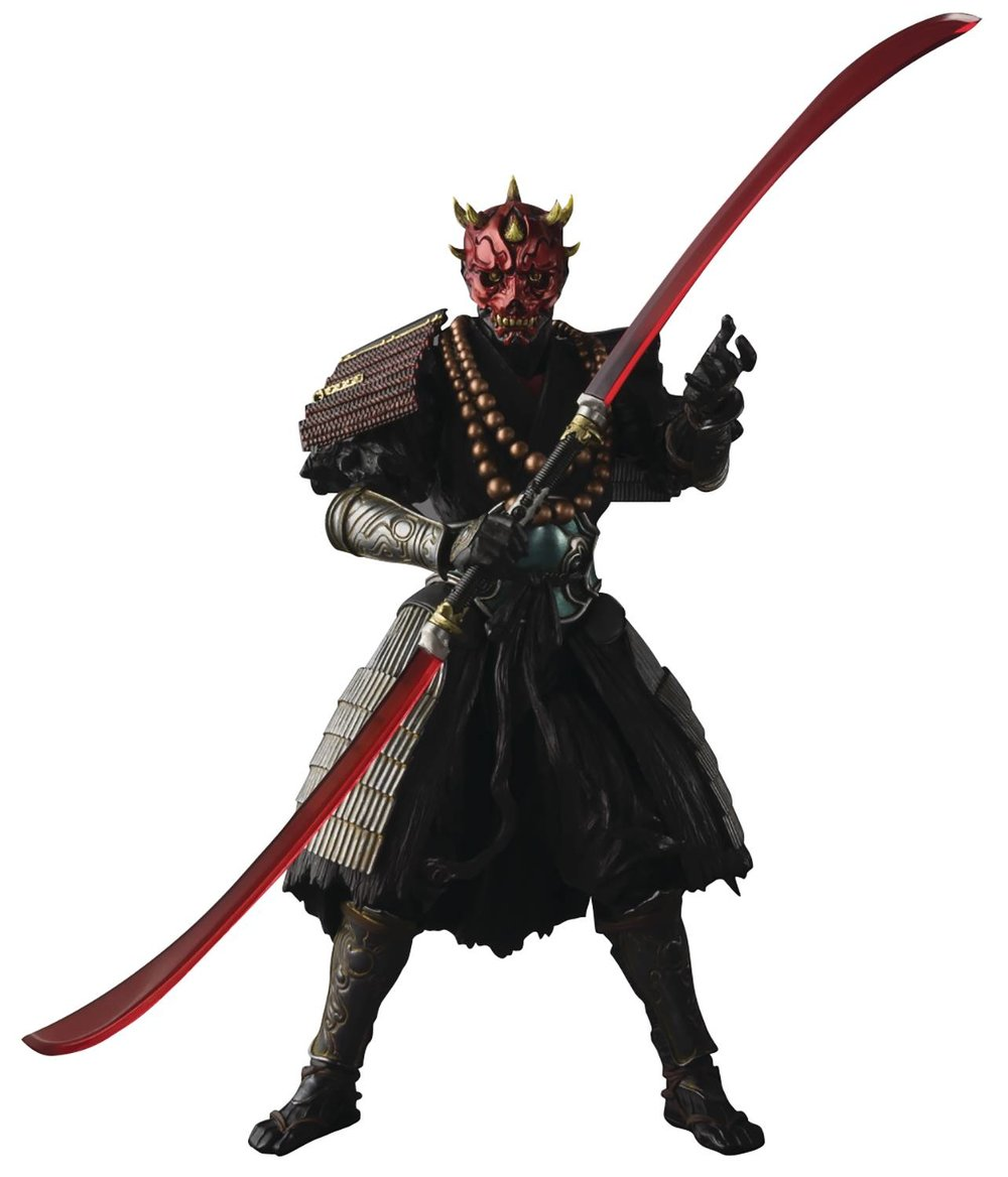 Movie Realization. Star Wars. Darth Maul