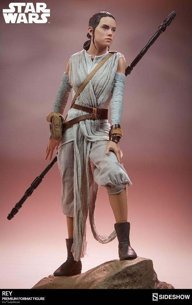 Star Wars The Force Awakens: Rey Premium Format