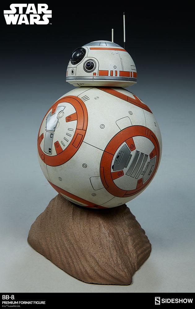 Sideshow Star Wars BB-8 Premium Format