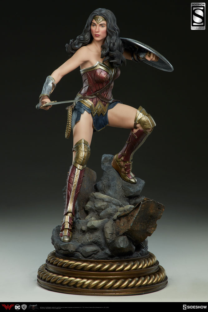 Sideshow Dawn of Justice Wonder Woman Premium Format