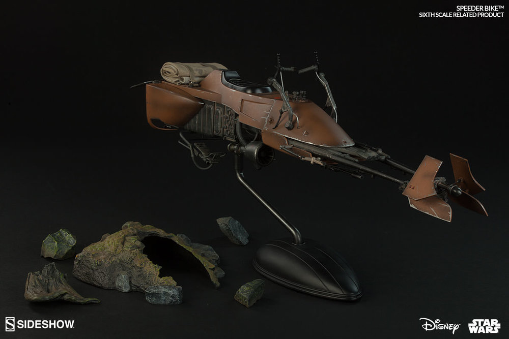 Sideshow Speeder Bike