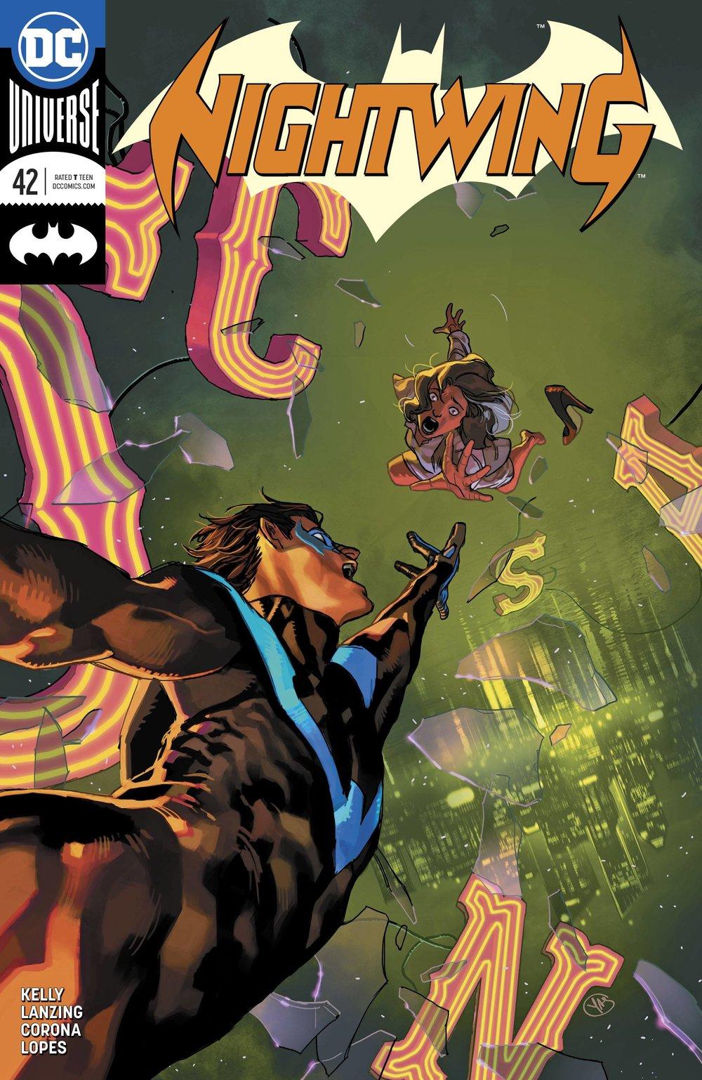 Nightwing #42