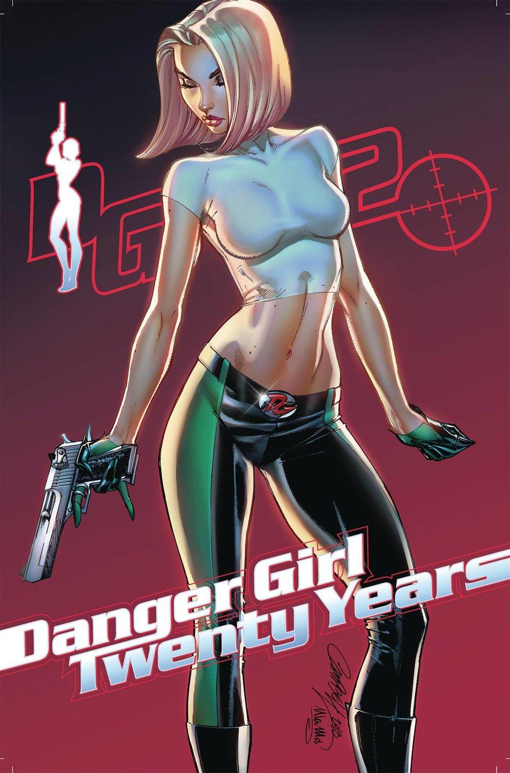 Danger Girl 20th Anniversary