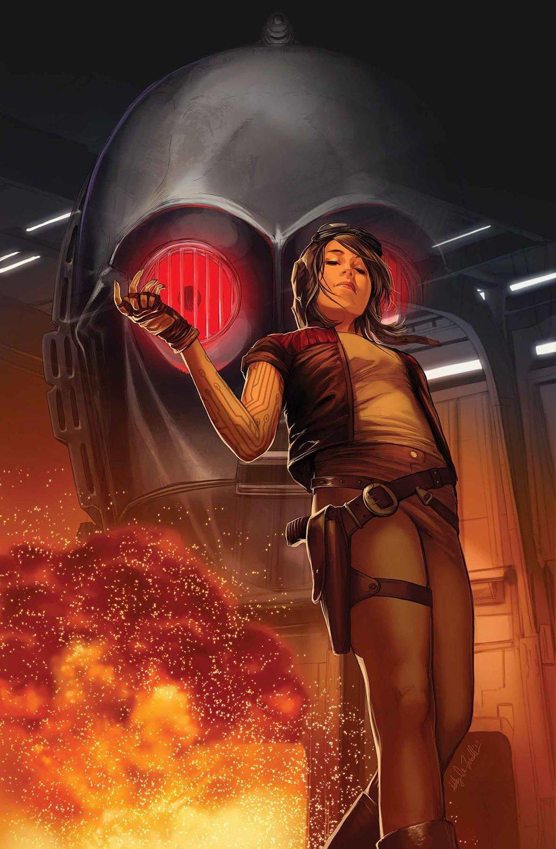 Star Wars Doctor Aphra #19