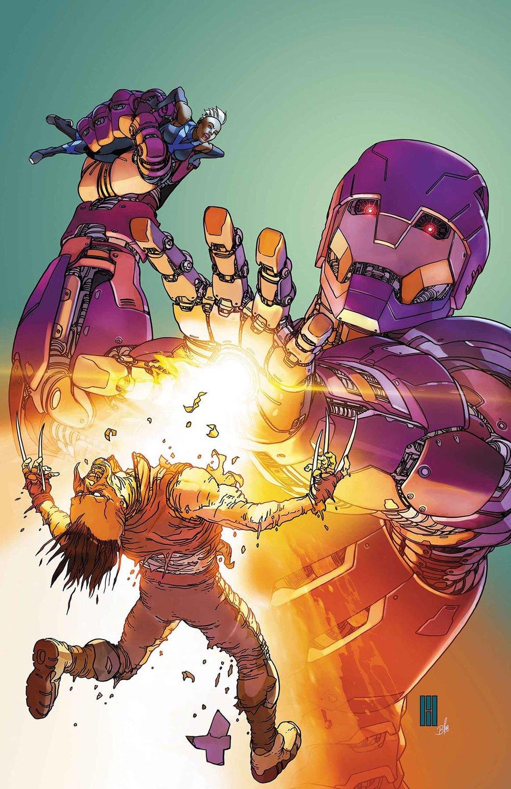 X-Men Blue #26