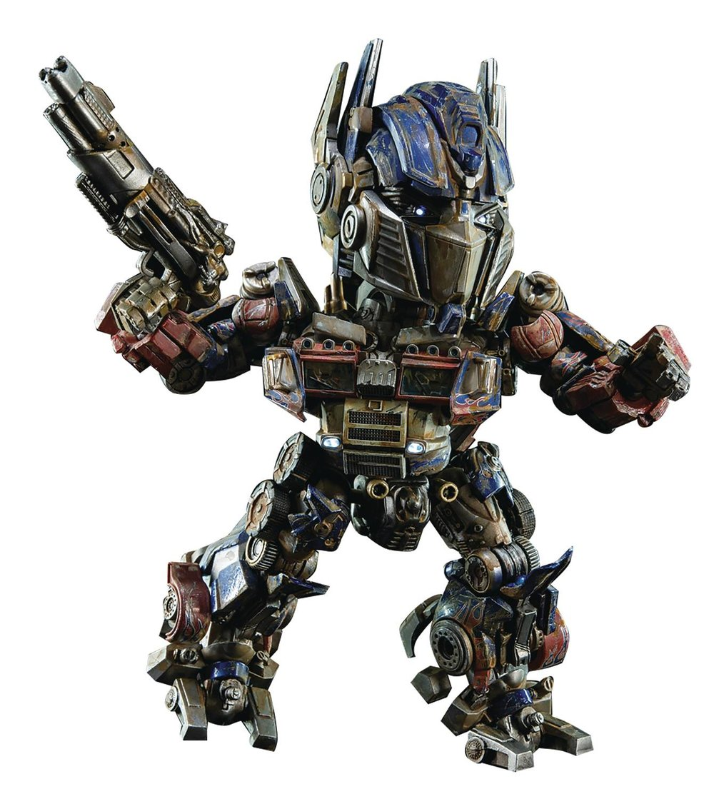 Hero Cross Optimus Prime. Avasion Mode