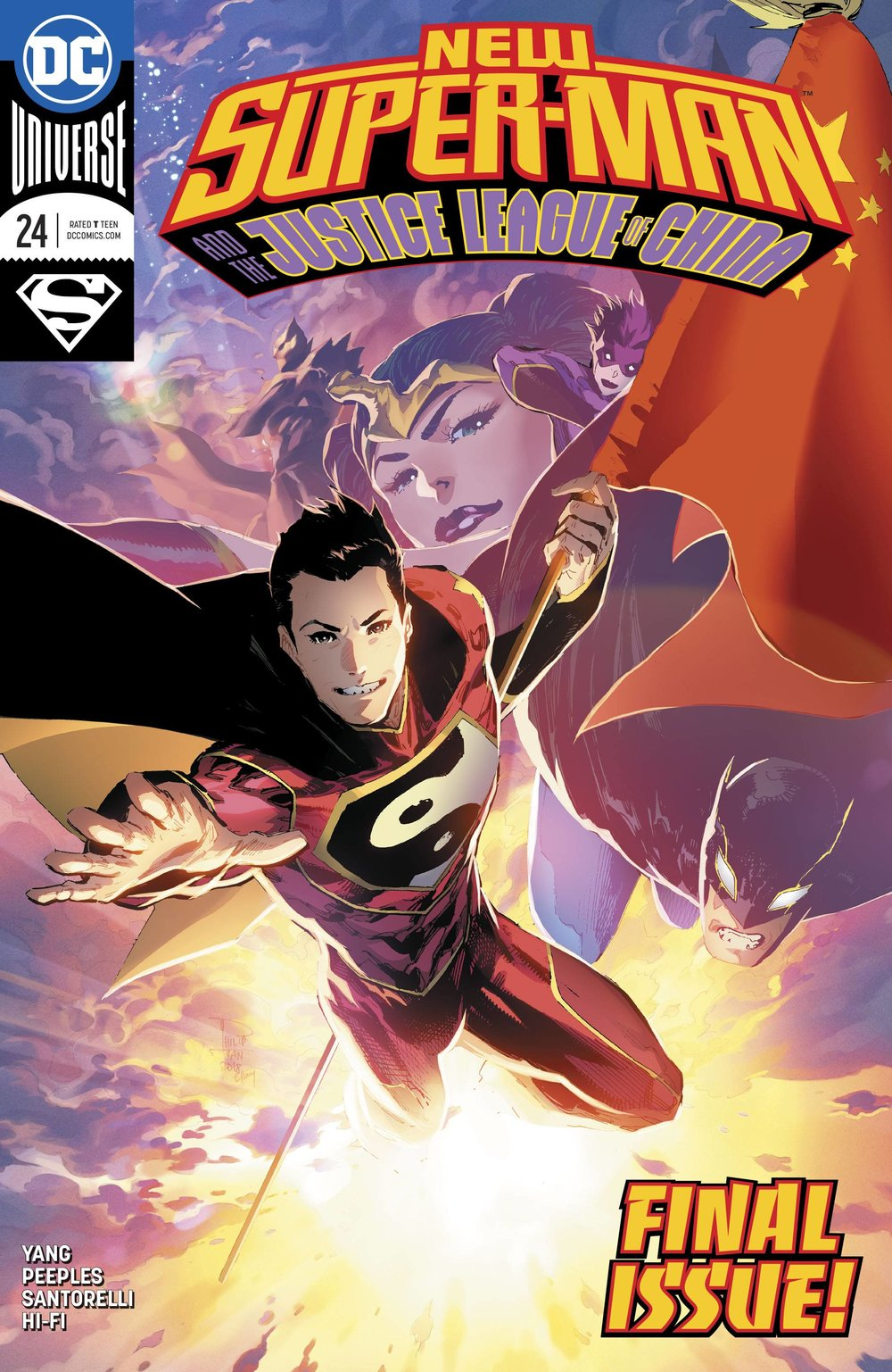 New Super-Man #24