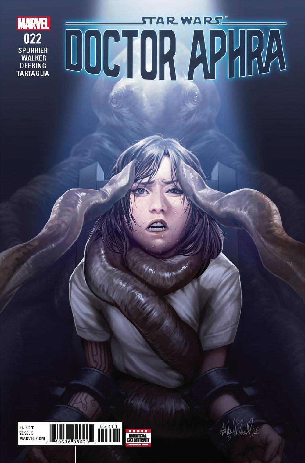 Star Wars Doctor Aphra #22