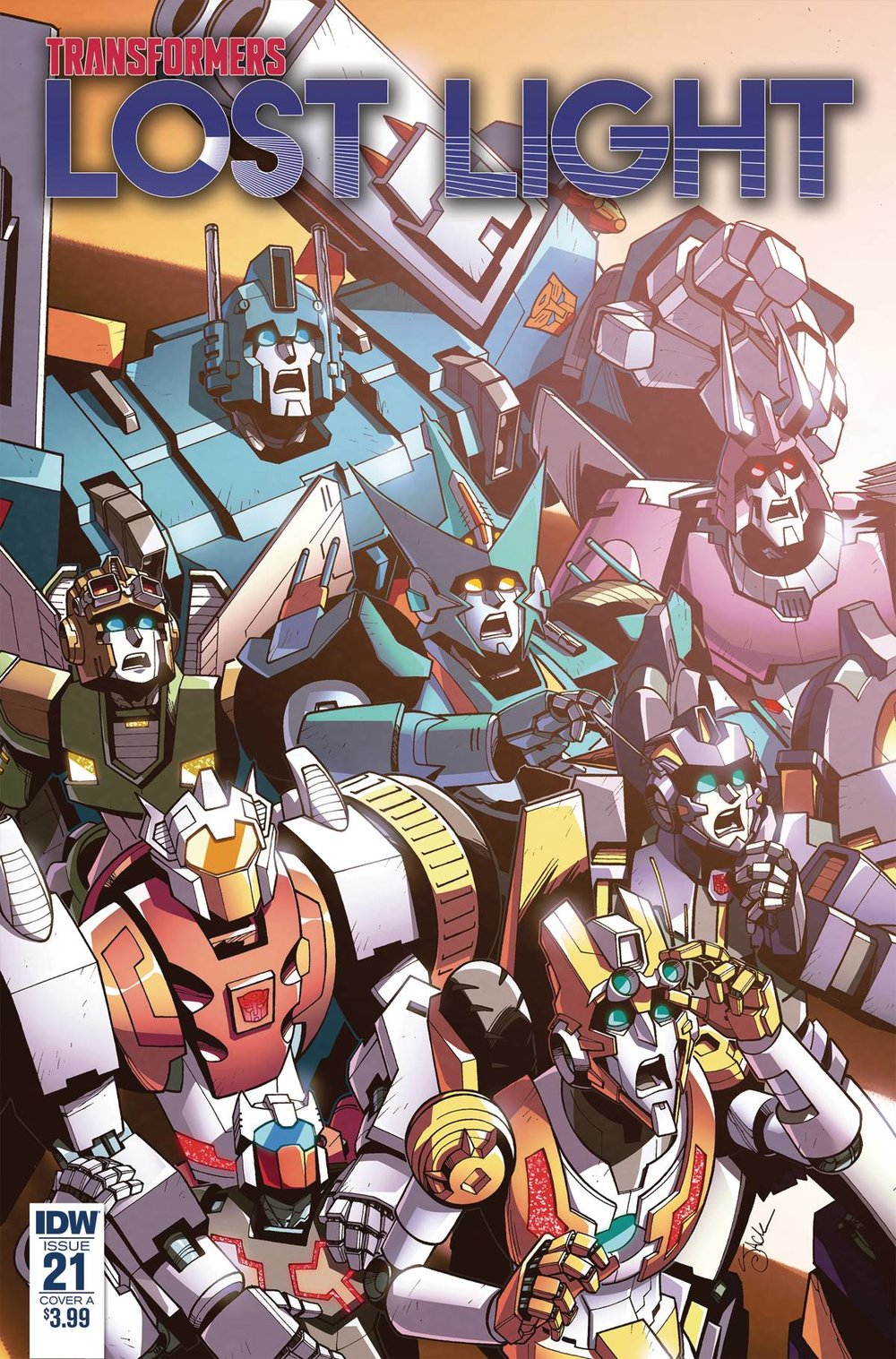 Transformers Lost Light #21