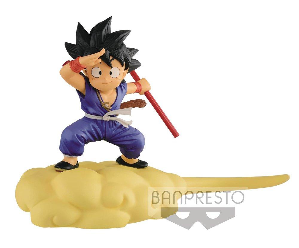 Banpresto Kintoun Son Goku