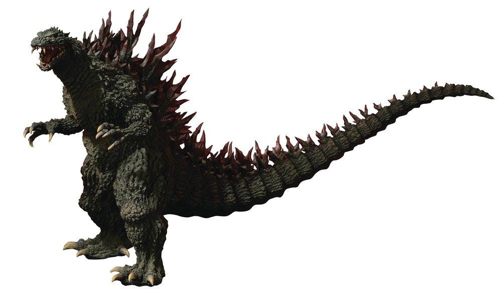 Gigantic Godzilla Yuji Sakai 1999