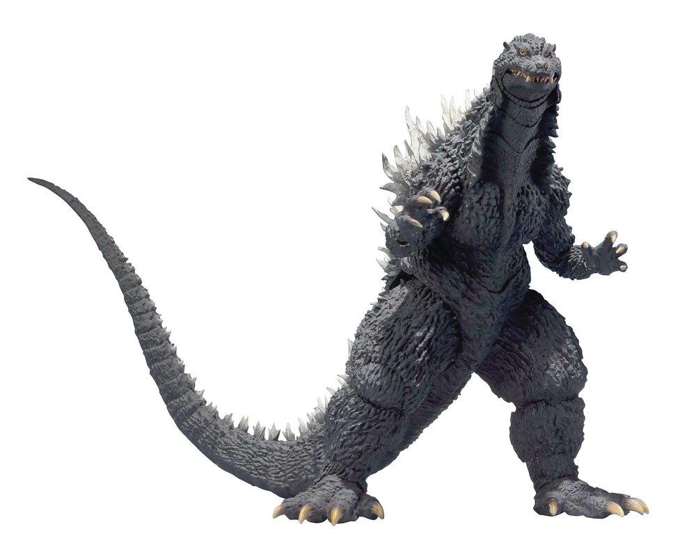 S.H.Monsterarts Godzilla 2002