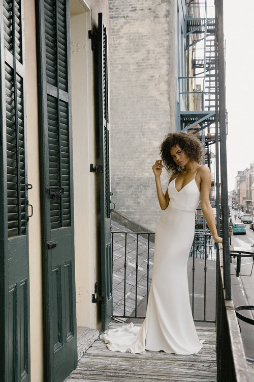 Lewis Gown Alexandra Grecco