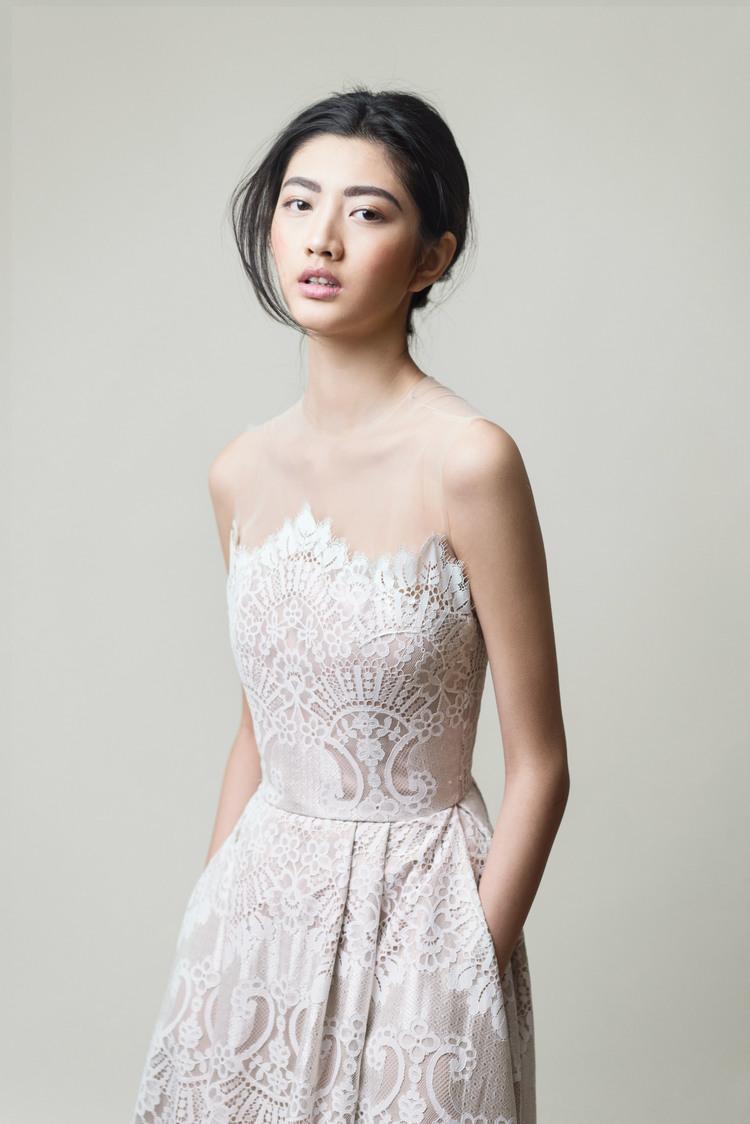 MADE-TO-ORDER Aveline Dress — Alexandra Grecco