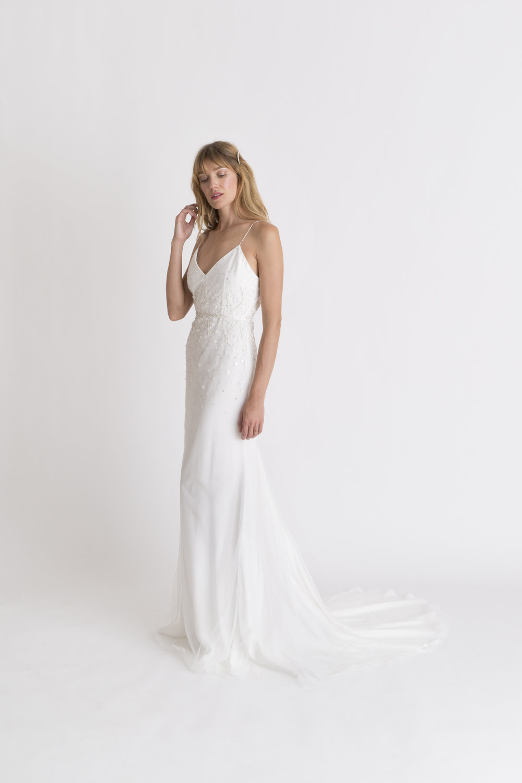 Raiya Gown   Final Sale — Alexandra Grecco