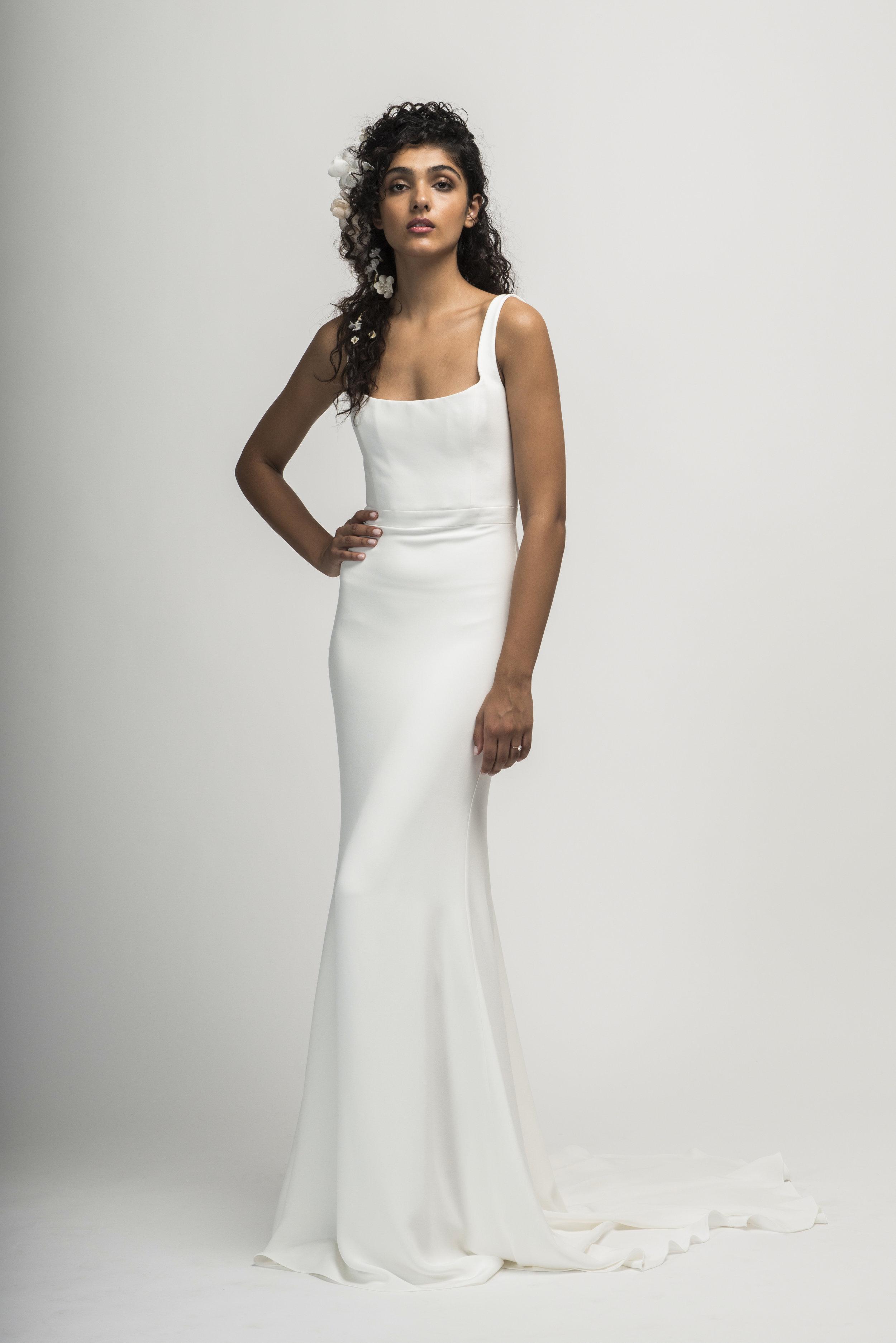 52e32d93edd7 Colette Gown — Alexandra Grecco
