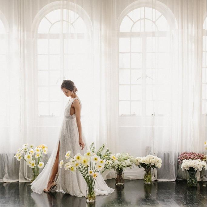 Savannah Lace Gown   Final Sale — Alexandra Grecco