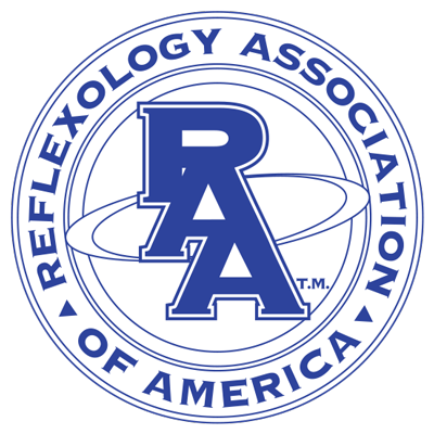 Reflexology Association of America Logo