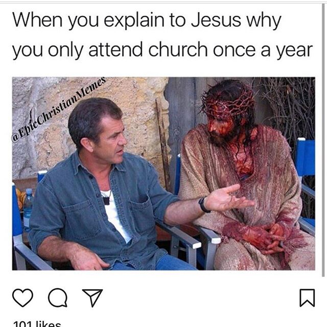 Photo cred: @epicchristianmemes  Too good not to share! #Truth #Easter
