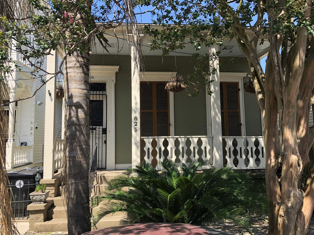 FOR LEASE: $2,400  825 JACKSON AVE.  new orleans, la - 2 bedrooms, 1 full bathroom, 1 half bathroom