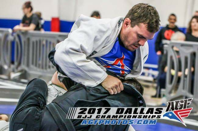 In the tournament above Josh Placed 1rst in No-GI Heavyweight & Absolute. 2nd in Black Belt Absolute.