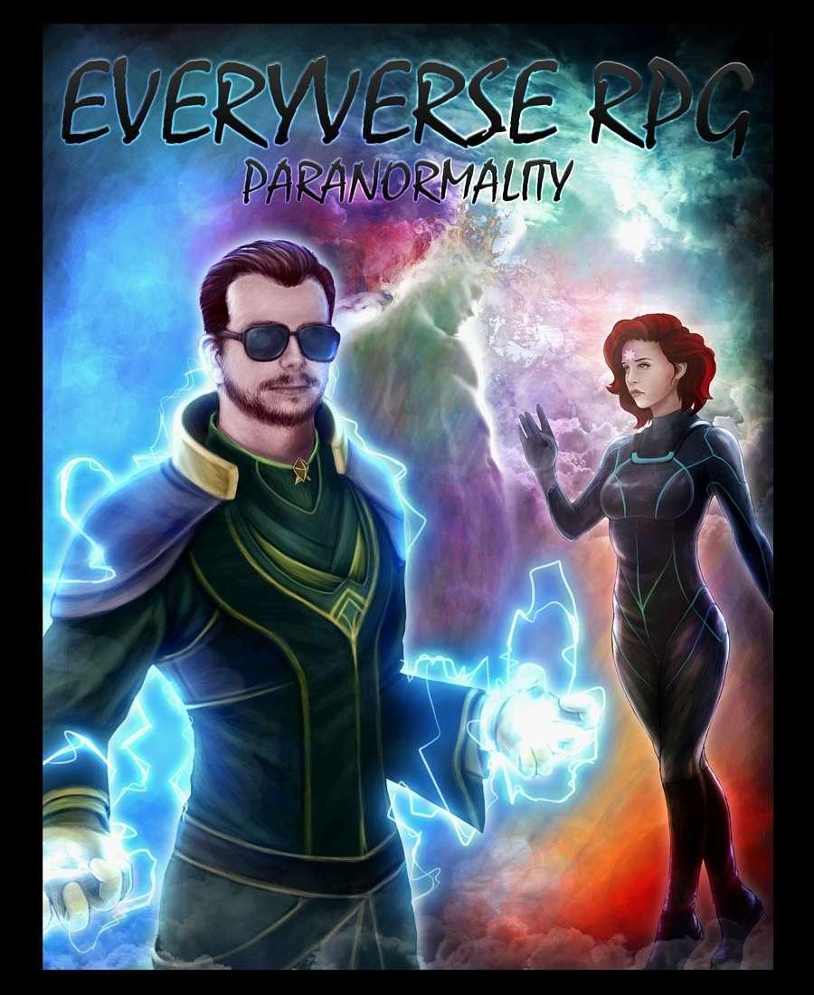 Everyverse RPG - Paranormality