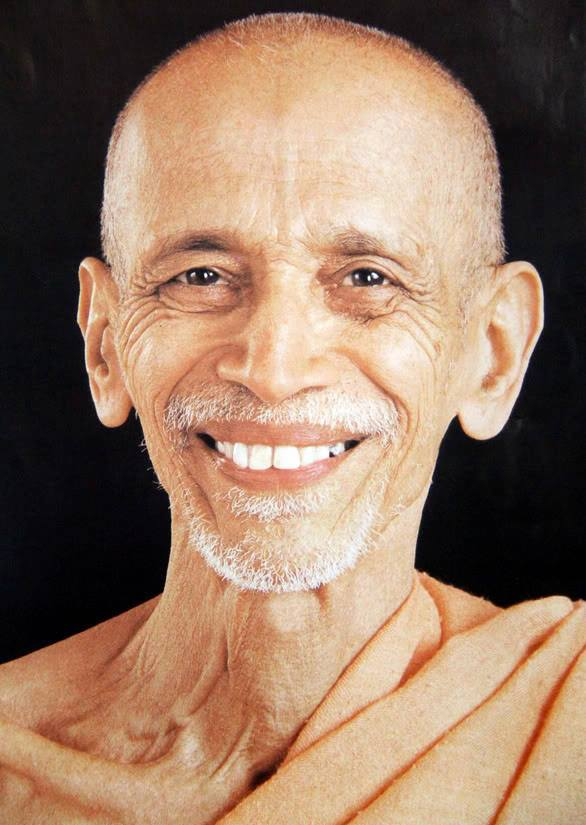 H.H. Shri Swami Chidananda Saraswati