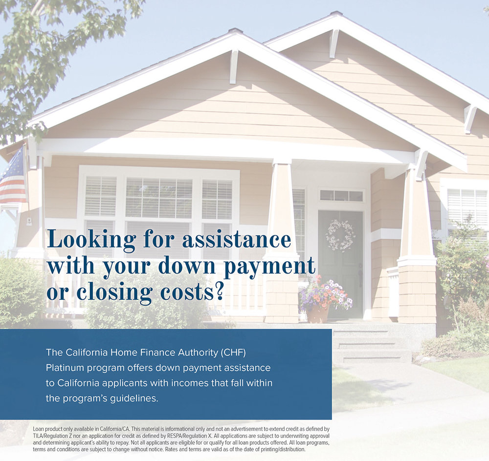 Down Payment Assistance - CA - CHF Platinum - Email 2.jpg
