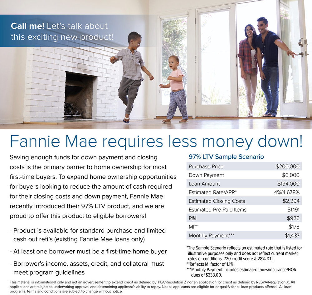 Fannie Mae - 97 LTV Requires Less Money Down - Email.jpg