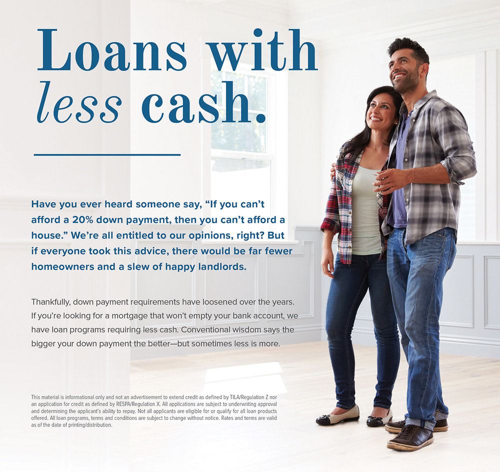 Low Down Payment - Loans with Less Cash - Couple - ActOn.jpg