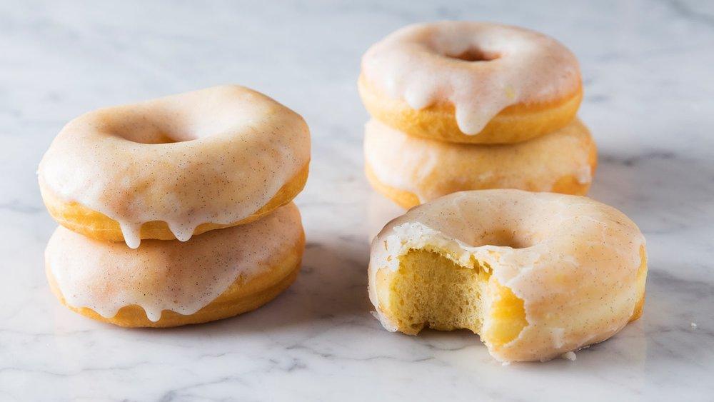 Classic Glazed Donut