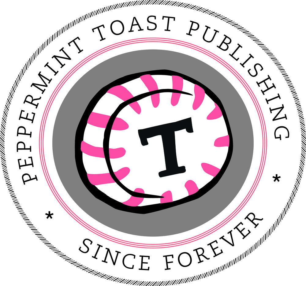 Published by... - Peppermint Toast Publishing is an independent small press out of New Westminster, BC. They focus on the production of children's literature and complimentary learning resources. They partner with local charities and non-profit organizations by sharing part of our profits with them. Peppermint Toast showcases the creative talents of local authors and illustrators. They strive to produce excellent books in both materials and content.