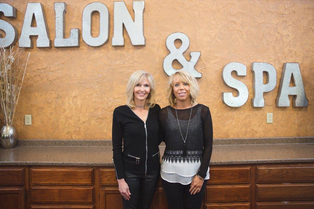 Tisha&Kelly - Owners