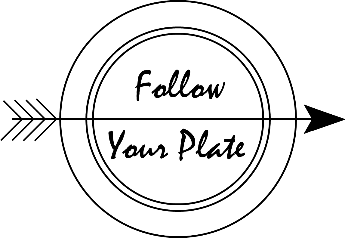 Follow Your Plate