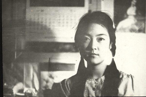 曾錚攝於北京大學學生宿舍