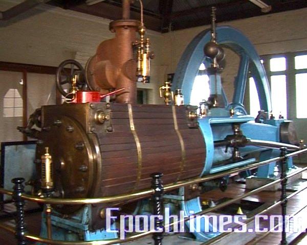 蒸汽機細部