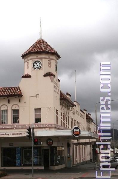 Goulburn街景