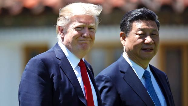 An Open Letter to President Trump regarding His Visit to China