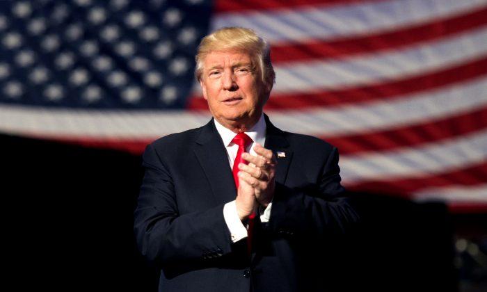 Presidente dos EUA, Donald Trump (©Getty Images)